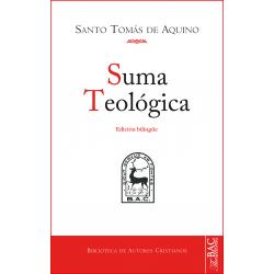 SUMA TEOLÓGICA DE SANTO TOMÁS DE AQUINO