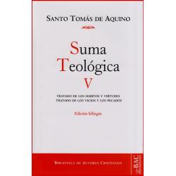 Suma teológica. V: 1-2 q. 49-89