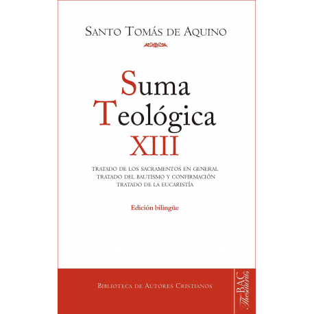 Suma teológica. XIII: 3 q.60-83