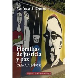 Homilías de justicia y paz. Ciclo A / II (1978)