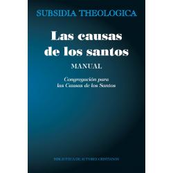 Las causas de los santos. Manual