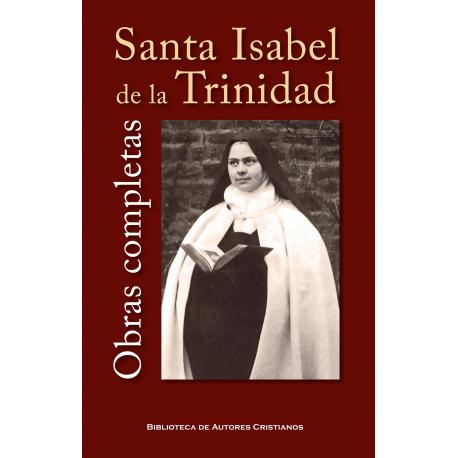 Obras completas de Santa Isabel de la Trinidad
