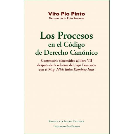 Los Procesos en el Código de Derecho Canónico