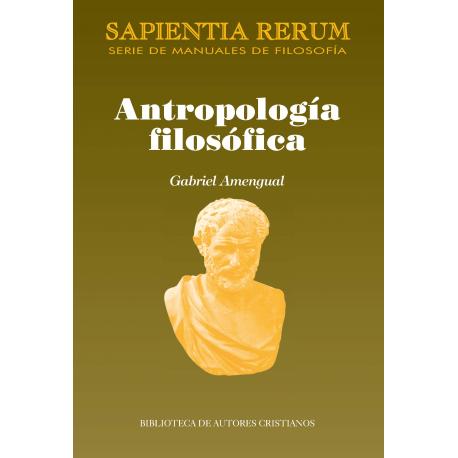 Antropología filosófica