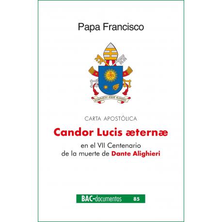 Candro Lucis aeternae. Carta apostólica en el VII Centenario de la muerte de Dante Alighieri
