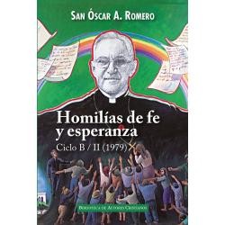 Homilías de fe y esperanza. Ciclo B / II (1979)