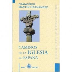 Caminos de la Iglesia en España