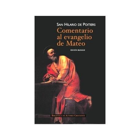 Comentario al evangelio de Mateo