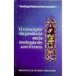 El concepto de profecía en la teología de san Ireneo