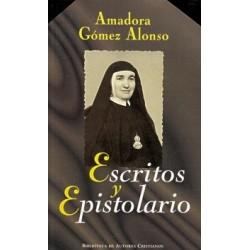Amadora Gómez Alonso. Escritos y epistolario