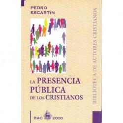 La presencia pública de los cristianos