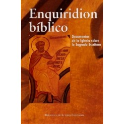 Enquiridion bíblico. Documentos de la Iglesia sobre la Sagrada Escritura