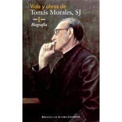Vida y obras de Tomás Morales, SJ. I: Biografía