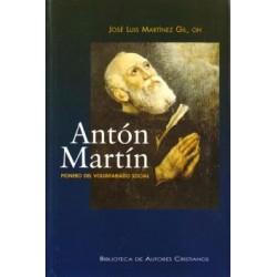 Antón Martín. Pionero del voluntariado social