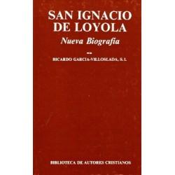 San Ignacio de Loyola. Nueva biografía