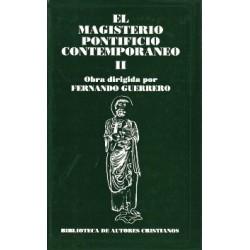 El magisterio pontificio contemporáneo. II: Colección de encíclicas y documentos desde León XIII a Juan Pablo II
