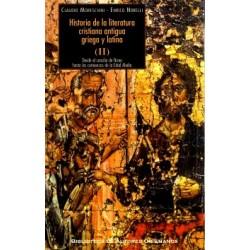 Historia de la literatura cristiana antigua griega y latina. II: Desde el concilio de Nicea hasta los comienzos de la Edad Media