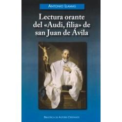 "Lectura orante del ""Audi, filia"" de San Juan de Ávila"