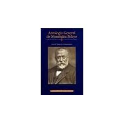 Antología general de Menéndez Pelayo.II. Recopilación orgánica de su doctrina