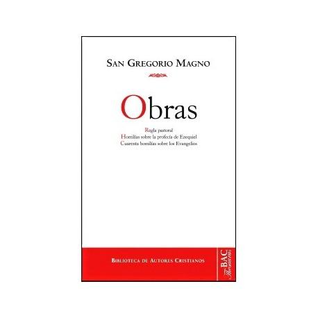 Obras de San Gregorio Magno