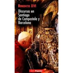 Discursos en Santiago de Compostela y Barcelona