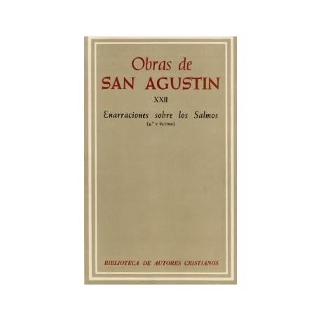 Obras completas de San Agustín. XXII: Enarraciones sobre los Salmos (4.º): 118-150