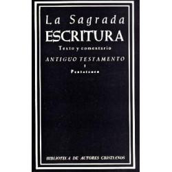 La Sagrada Escritura. Antiguo Testamento. I: Pentateuco