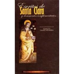 Escritos de Santa Clara y documentos complementarios