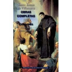 Obras completas de Santo Tomás de Villanueva. VI: Conciones 228-261. Fiestas del Señor