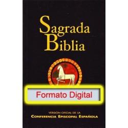 Sagrada Biblia. Versión oficial de la CEE (Ed. digital)