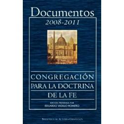 Documentos de la Congregación para la Doctrina de la Fe (2008-2011)