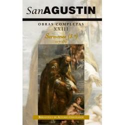 Obras completas de San Agustín. XXIII: Sermones (3.º): 117-183