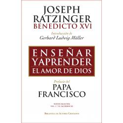 Enseñar y aprender el amor de Dios. Con ocasión del 65.º aniversario de la ordenación sacerdotal del Papa emérito