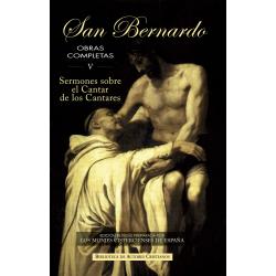 Obras completas de San Bernardo. V: El Cantar de los Cantares