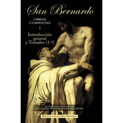 Obras completas de San Bernardo. I: Introducción general y Tratados (1.º)
