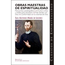 Obras maestras de espiritualidad [de San Alfonso María de Ligorio]