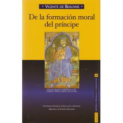 De la formación moral del príncipe