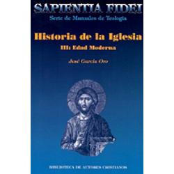 Historia de la Iglesia. III: Edad Moderna