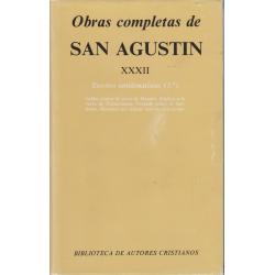 Obras completas de San Agustín. XXXII: Escritos antidonatistas (1.º)