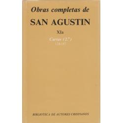 Obras completas de San Agustín. XIa: Cartas (2.º): 124-187