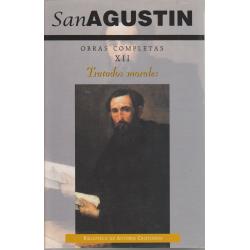 Obras completas de San Agustín. XII: Tratados morales