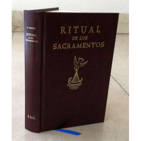 Ritual de los sacramentos