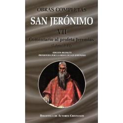 Obras completas de San Jerónimo. VII: Comentario al profeta Jeremías (Libros I-VI)