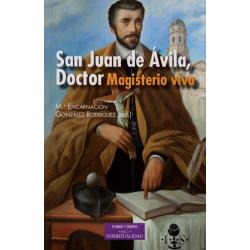 San Juan de Ávila, Doctor. Magisterio vivo