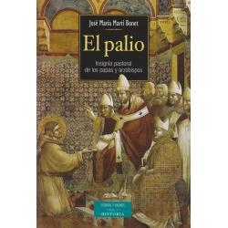 El palio. Insignia pastoral de los papas y arzobispos
