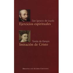Ejercicios espirituales. Imitación de Cristo