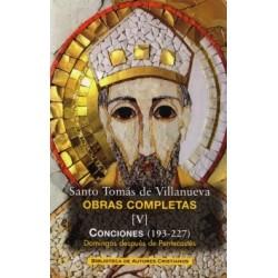 Obras completas de Santo Tomás de Villanueva. V: Conciones 193-227. Domingos después de Pentecostés