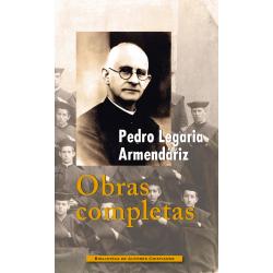 Obras completas de Pedro Legaria Armendáriz