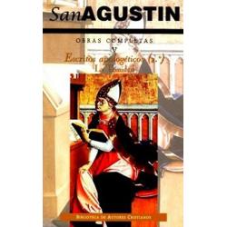 Obras completas de San Agustín. V: Escritos apologéticos (2.º): La Trinidad