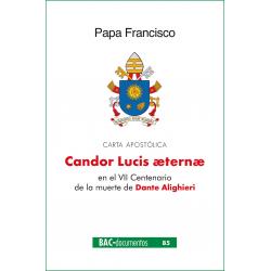 Candor Lucis aeternae. Carta apostólica en el VII Centenario de la muerte de Dante Alighieri